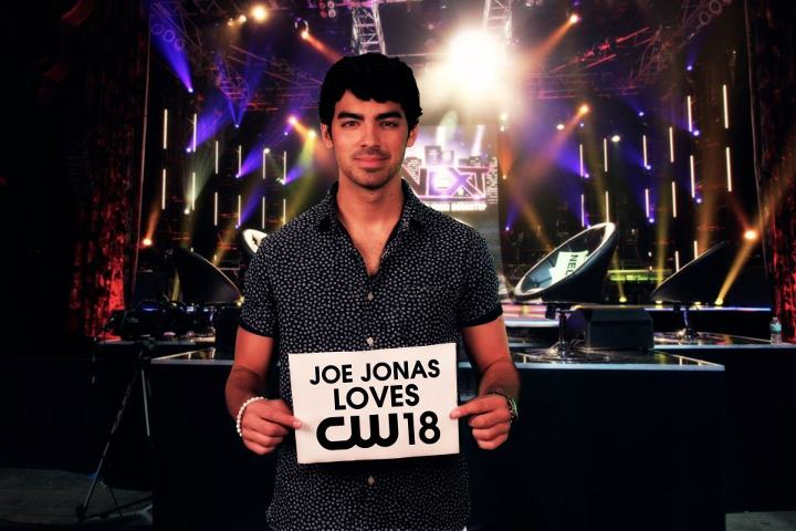 Foto promocional de Joe para o The Next