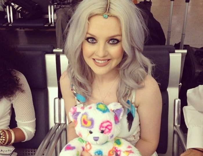 Perrie Edwards fala sobre seus haters e ofende fãs do One Direction