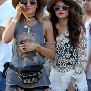 Kylie Jenner and Selena Gomez-20140414-254