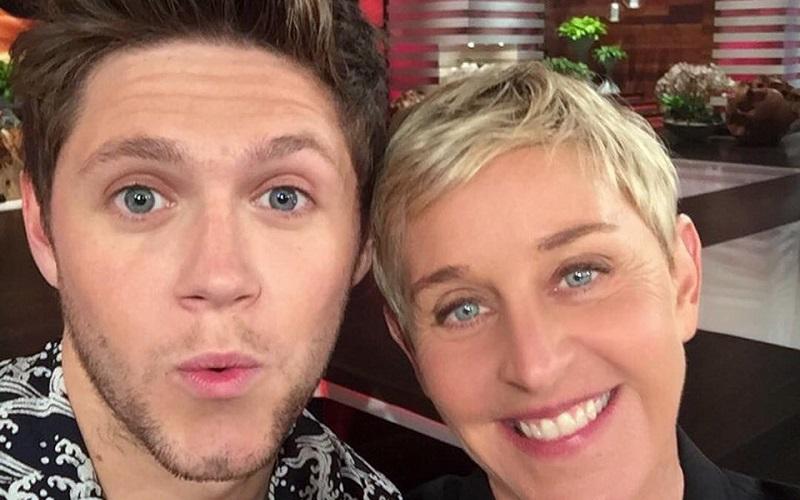 """Niall Horan apoia fã em desafio e canta """"Slow Hands"""" no ..."""