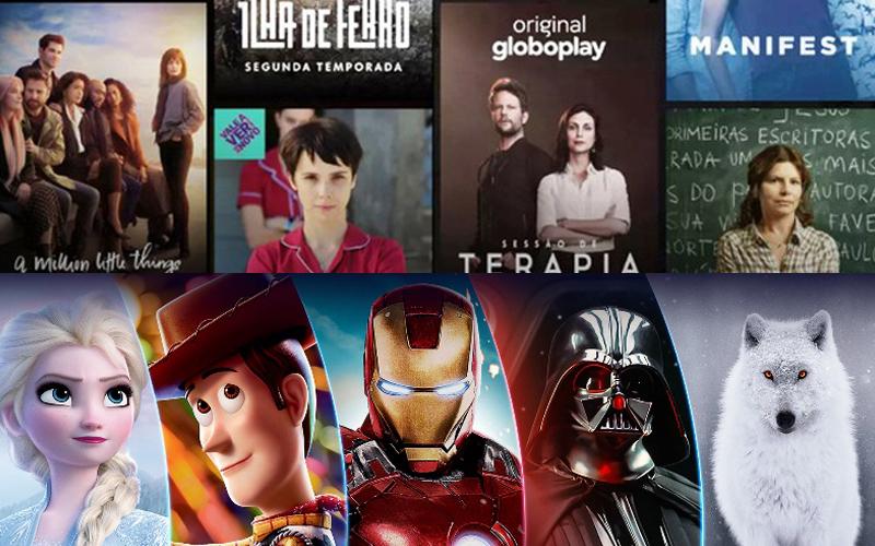 Globoplay e Disney+ anunciam parceria para assinatura de combo imperdível -  Febre Teen