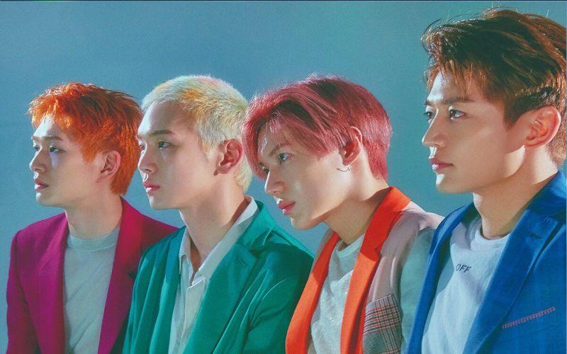SHINee is Back! Grupo coreano confirma comeback após hiatos de 3 anos -  Febre Teen