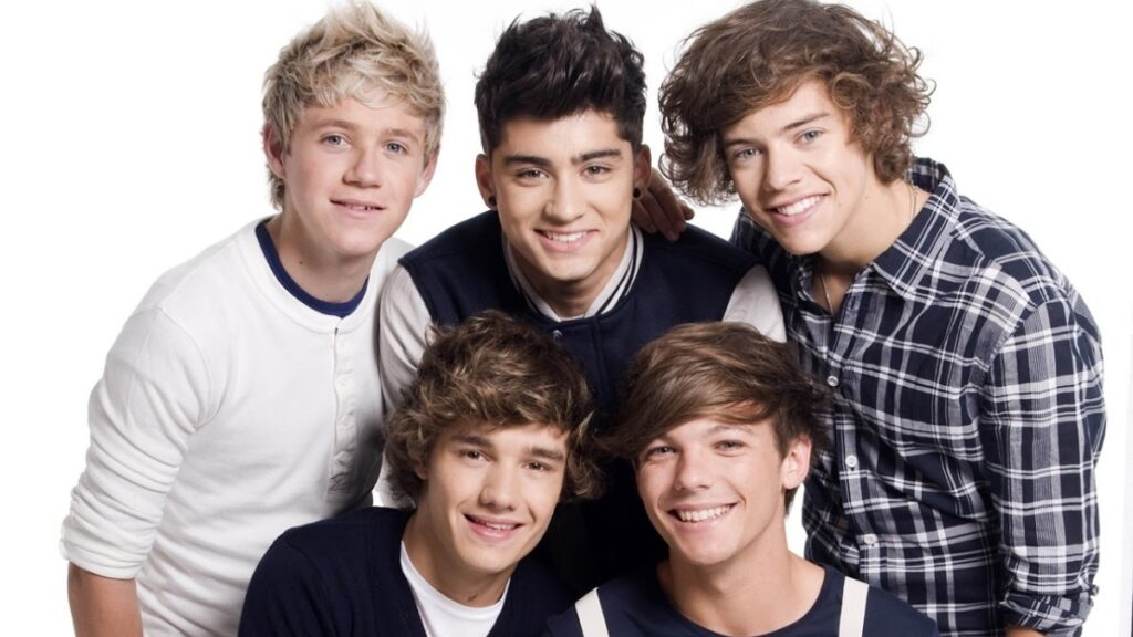 Essa foto nunca vista do One Direction no The X-Factor vai te deixar nostálgico