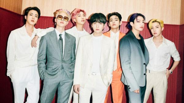 BTS bate recorde com novo single inteiramente em inglês, 'Butter'
