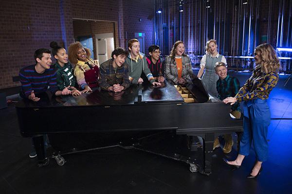 Entrevista 'High School Musical Series' 2ª temporada