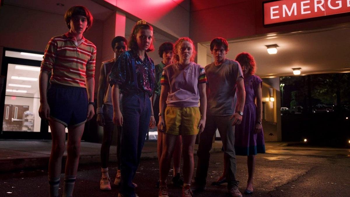 Estrelas de Stranger Things em Rua do Medo, nova trilogia de terror da Netflix