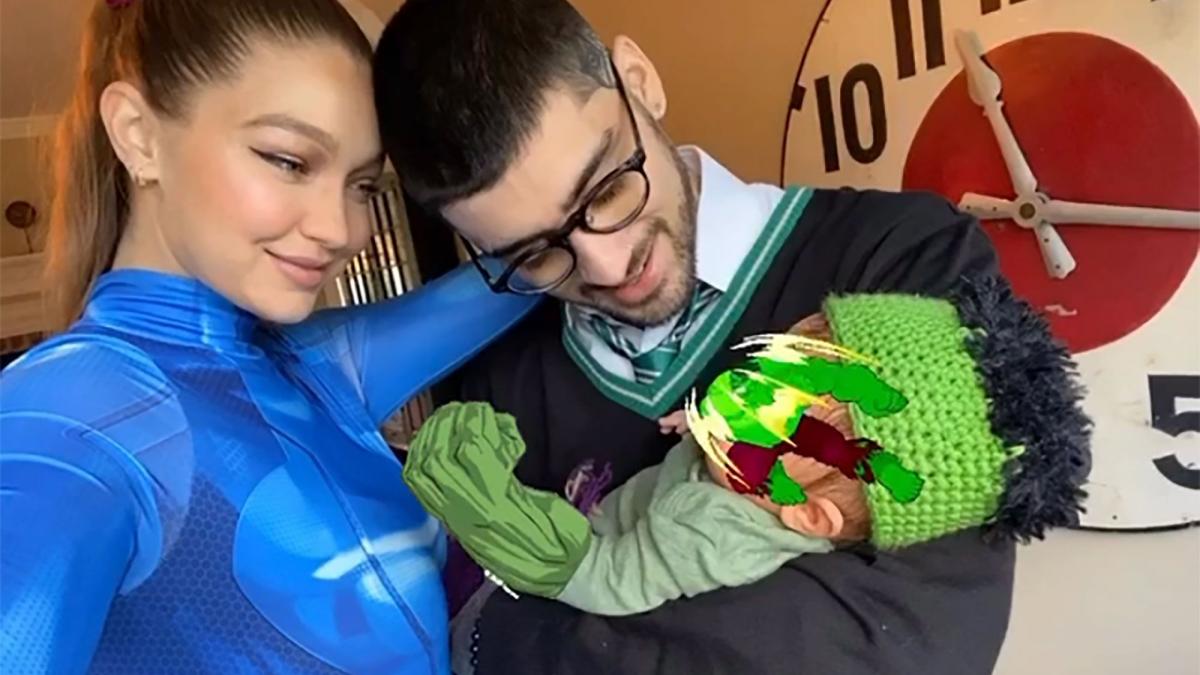 Você vai se apaixonar por esse vídeo de Gigi Hadid e Zayn cantando para Khai