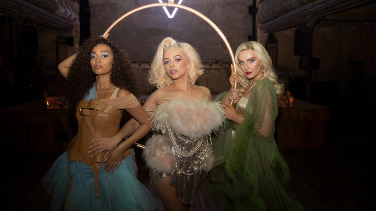Little Mix são estrelas do circo em clipe de 'Heartbreak Antheam', de Galantis e David Guetta