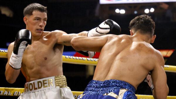 Após polêmica em luta entre Tayler Holder e AnEsonGib, resultado é trocado. Veja quem realmente venceu
