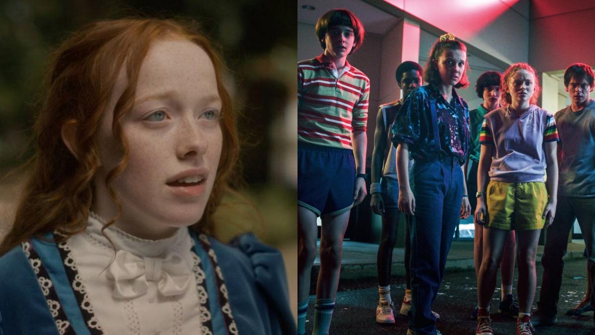 Amybeth McNulty, de 'Anne With An E', se junta ao elenco da 4ª temporada de 'Stranger Things'