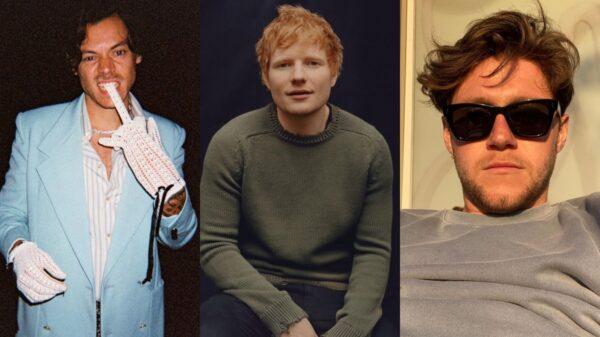 Ed Sheeran fala sobre sua amizade com meninos do One Direction e destaca sua relação com Harry Styles e Niall Horan