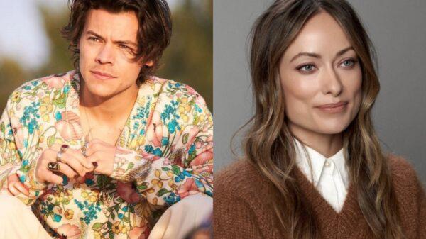 Harry Styles e Olivia Wilde são vistos juntos passeando pela Itália