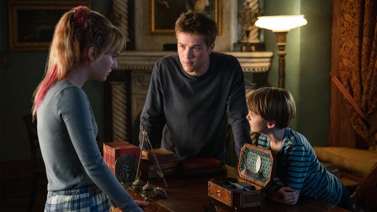 Locke & Key: Netflix revela data de estreia e libera primeiras fotos da 2ª temporada!otos da 2ª temporada e revela quando estreia!