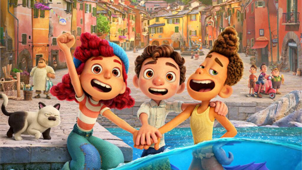 Luca: é uma divertida e emocionante história sobre amizade e descobertas