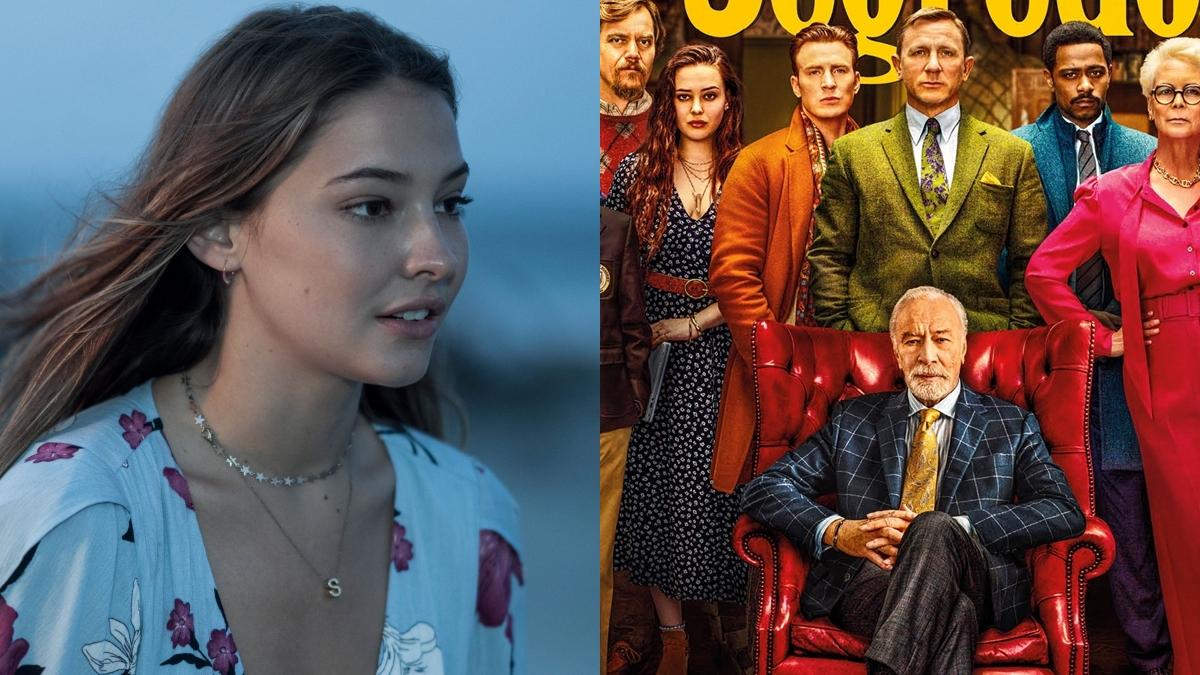 Madelyn Cline, de 'Outer Banks', entra para o elenco de 'Entre Facas e Segredos 2'