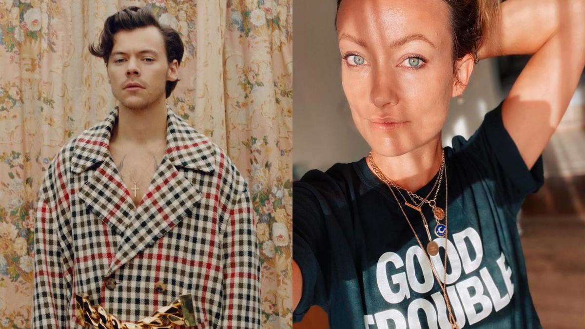 Olivia Wilde é questionada sobre Harry Styles! Vem ver o que ela respondeu