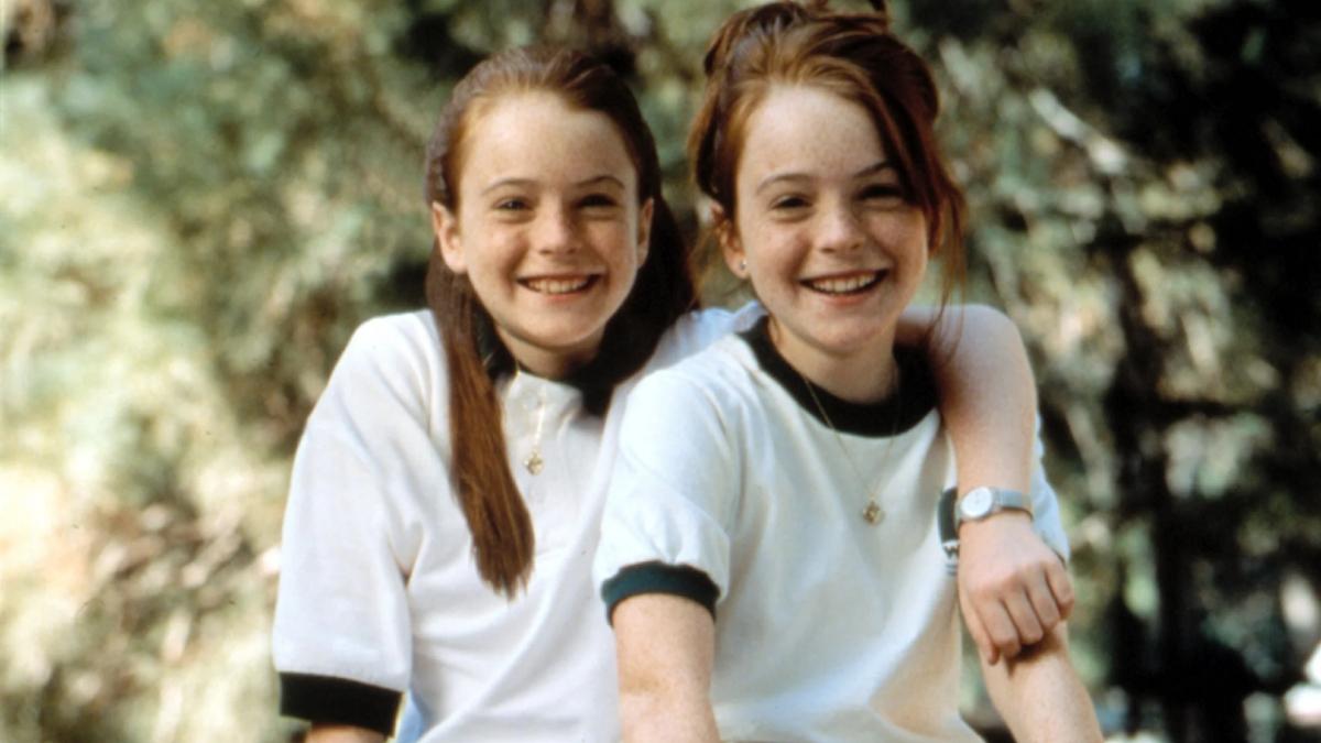 Lindsay Lohan posta foto nunca vista dos bastidores de 'Operação Cupido'. Vem ver!