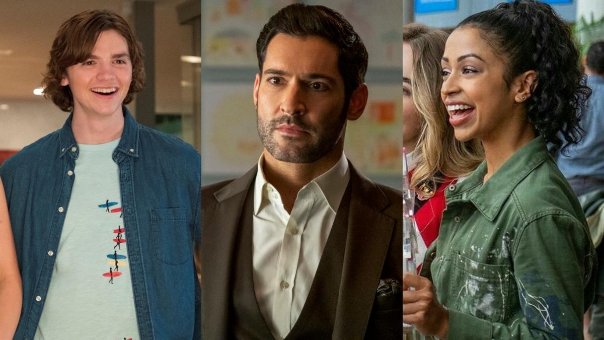 Joel Courtney e Liza Koshy são confirmados em novo filme da Netflix ao lado de Tom Ellis!