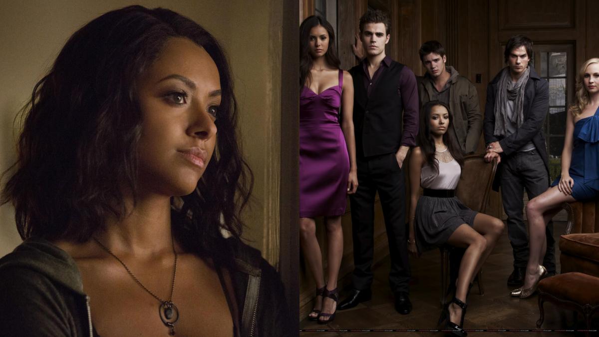 Kat Graham comenta possibilidades de um reboot de 'The Vampire Diaries'