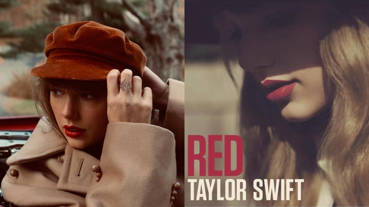 Com 30 músicas, Taylor Swift anuncia data de lançamento da nova versão do álbum 'Red'