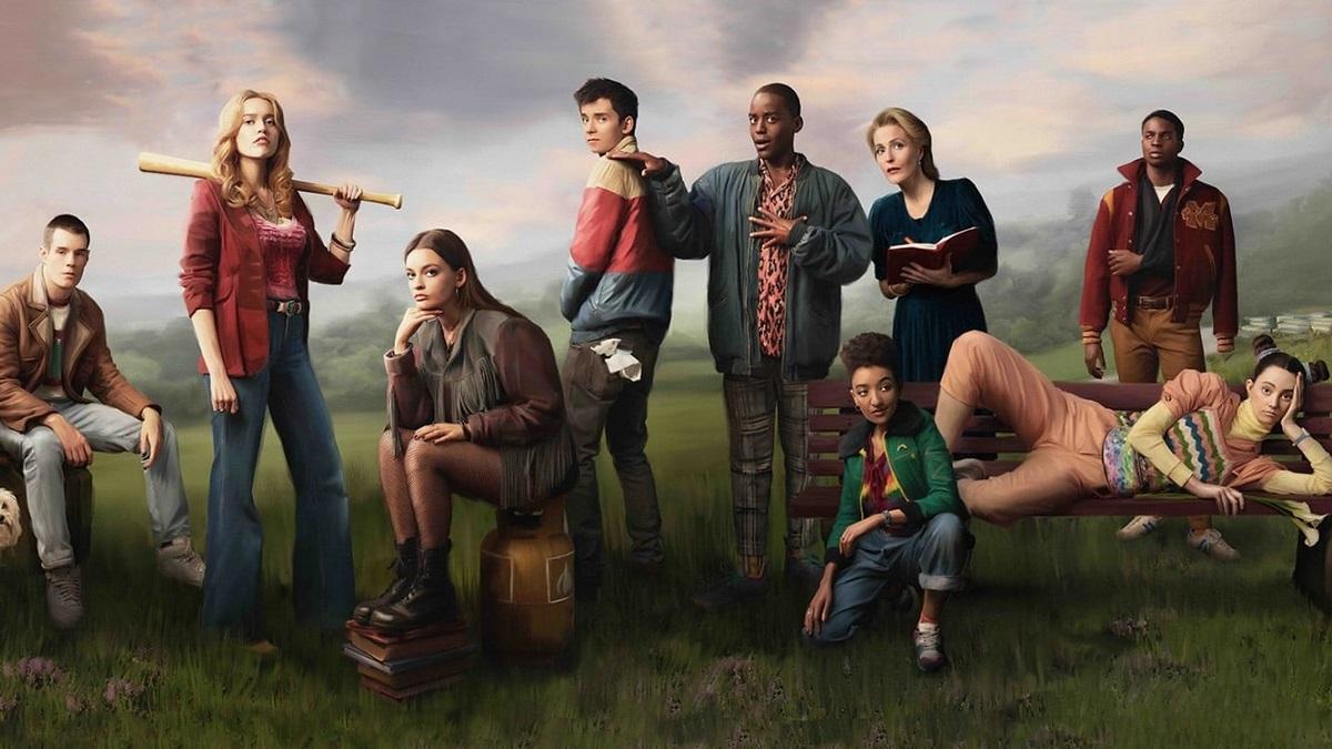 Sex Education: Netflix anuncia data de lançamento da 3ª temporada e nos deixa ansiosos com fotos da série