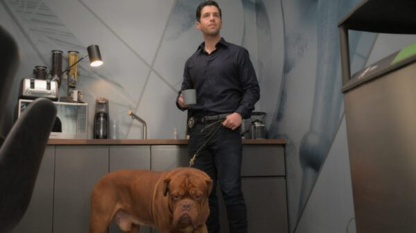 Turner e Hooch: Josh Peck tem que cuidar do cão arteiro de sua família em trailer da nova série do Disney+