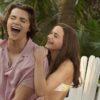 Joey King e Joel Courtney reagem ao trailer de A Barraca do Beijo 3
