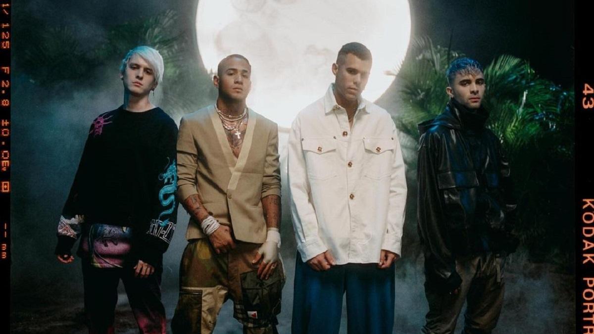 O CNCO está de volta, após a saída de Joel Pimentel, com o seu primeiro single como um quarteto, 'Toa La Noche'.
