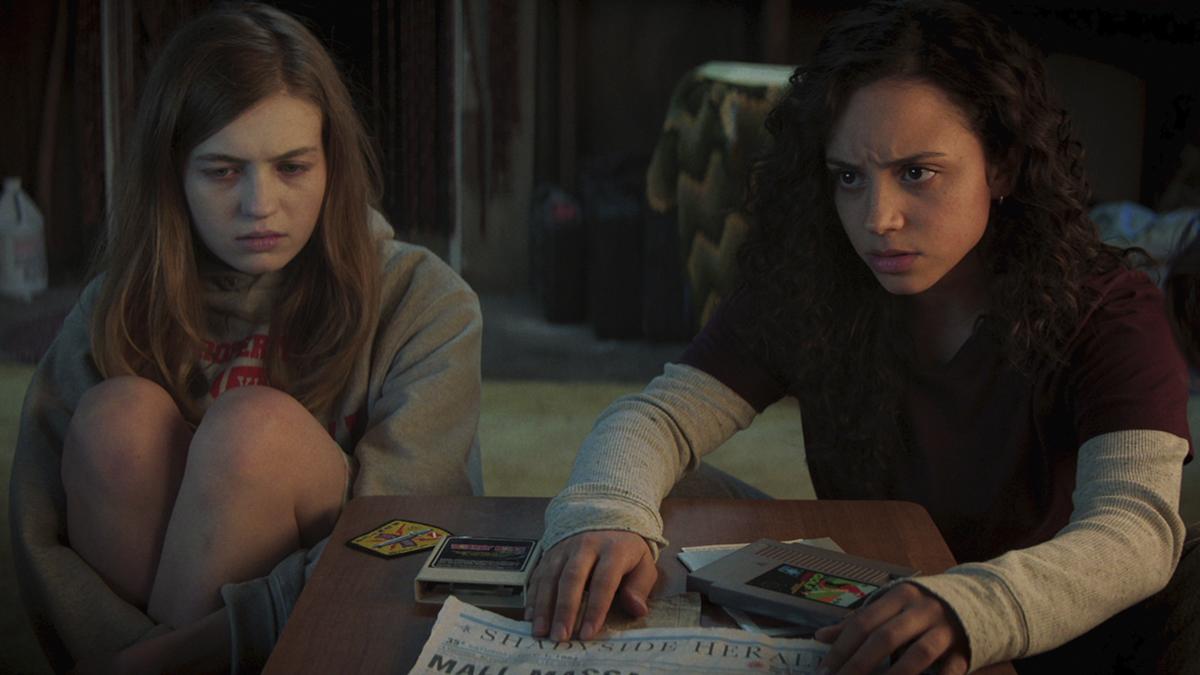 Diretora de 'Rua do Medo' dá mais detalhe sobre a bruxa de Shadyside, Sarah Fier