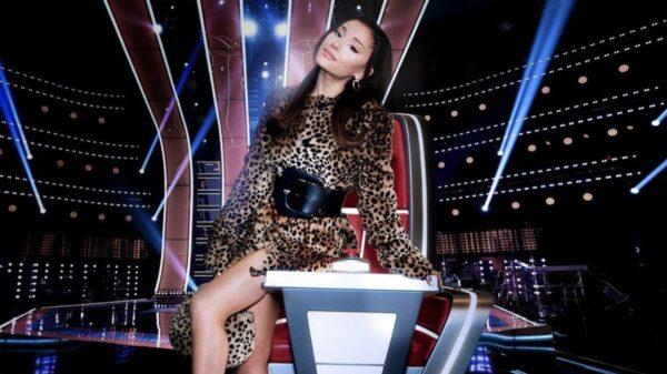 The Voice: Ariana Grande mostra porque decidiu se tornar jurada em novo teaser