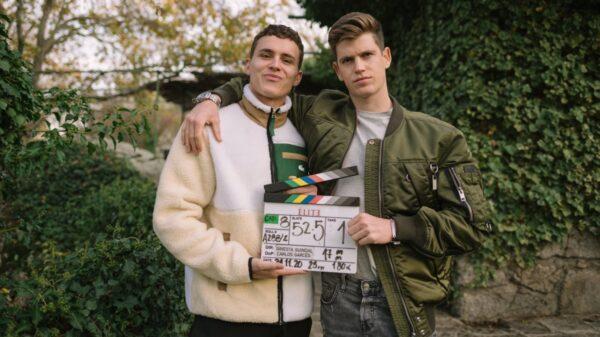 Elite: Arón Piper e Miguel Bernardeau contam como foi gravar a última temporada e se despedem da série