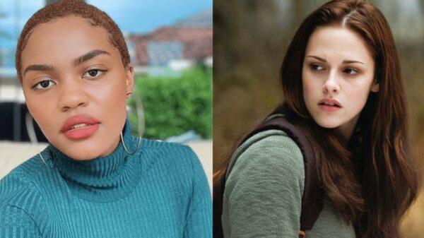 """China Anne McClain fez a melhor imitação de Bella Swan da """"Saga Crepúsculo"""" e você precisa ver isso"""