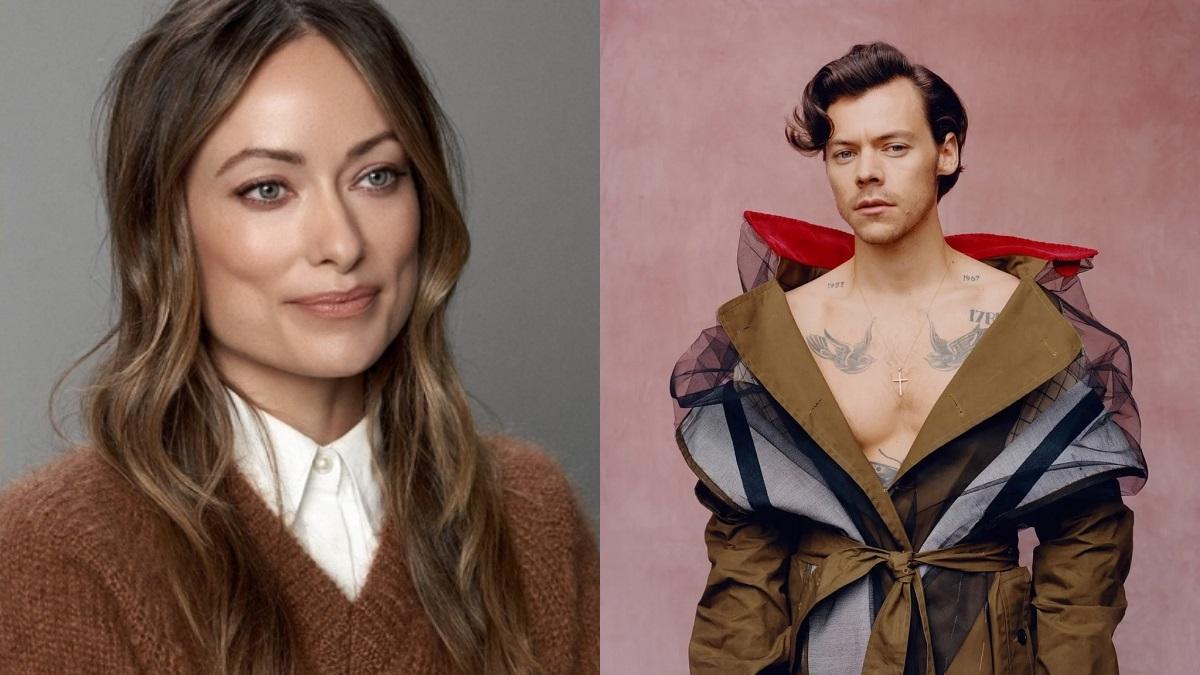 Olivia Wilde responde a rumores de que teria se casado com Harry Styles