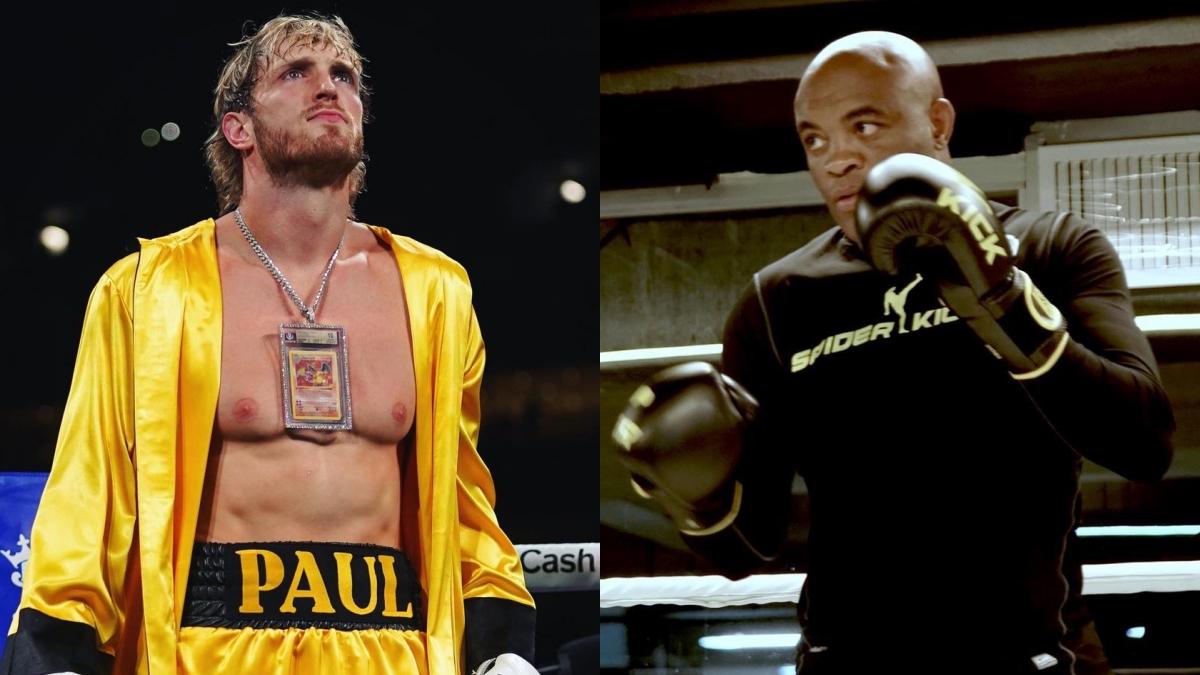 Logan Paul vai lutar contra Anderson Silva? Entenda!