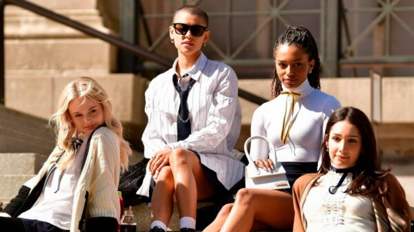 Atriz de 'Gossip Girl' revela a sexualidade de sua personagem