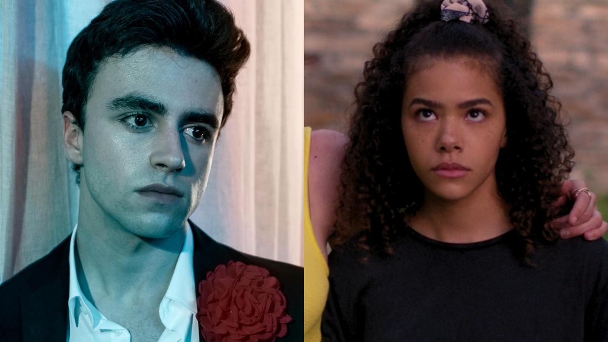 Internet escolhe Samuel de 'Elite' e Ginny de 'Ginny e Geórgia' como os protagonistas mais chatos; entenda!