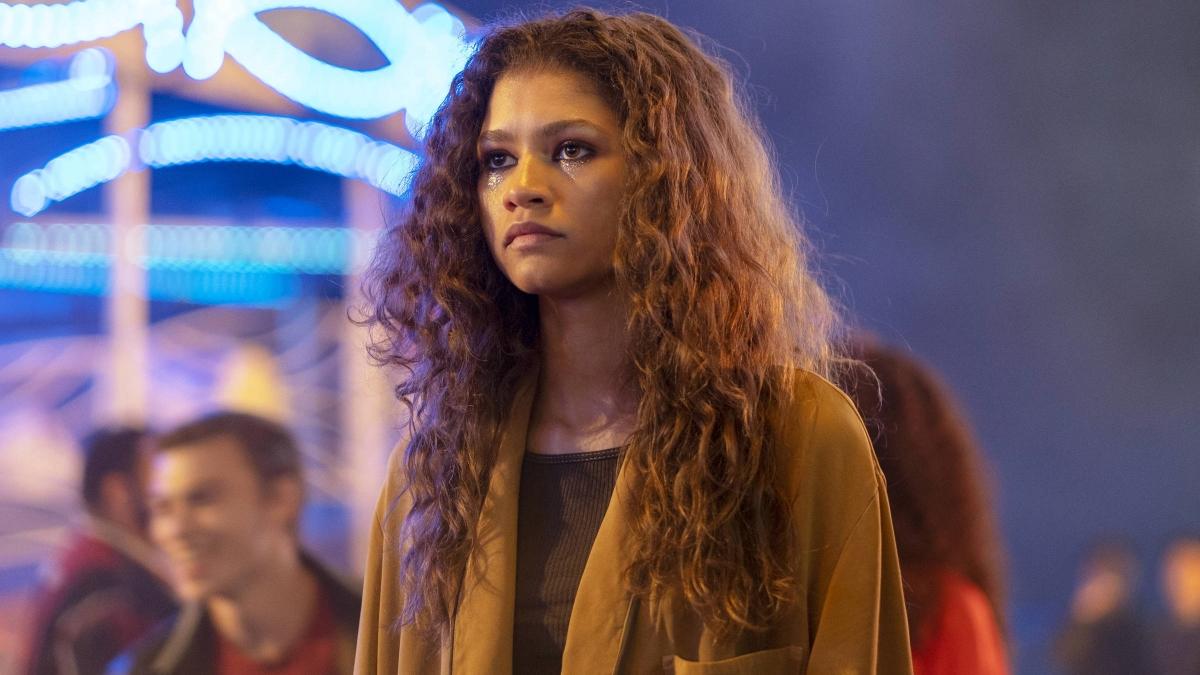 Zendaya revela que 2ª temporada de 'Euphoria' será ainda mais difícil