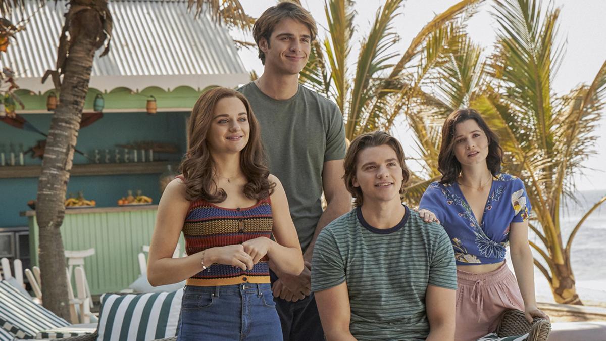 A Barraca do Beijo 3: Elenco conta como seria o verão perfeito no Brasil e fala sobre fãs brasileiros (EXCLUSIVO)