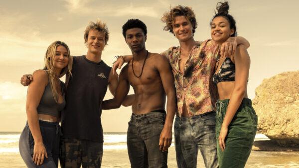 Outer Banks quase alcança 1º lugar das séries mais assistidas no streaming; veja quem ficou no topo do ranking
