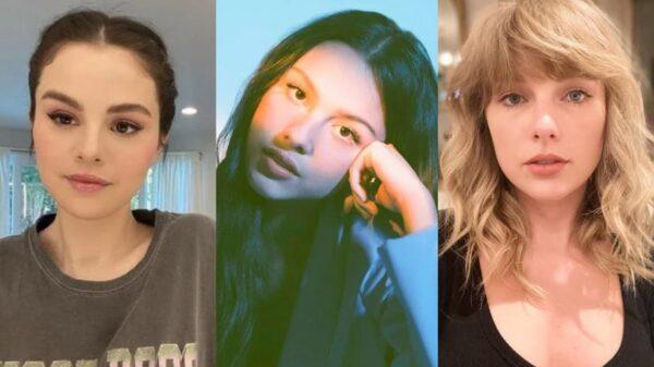 Olivia Rodrigo revela os melhores conselhos que recebeu de Taylor Swift e Selena Gomez