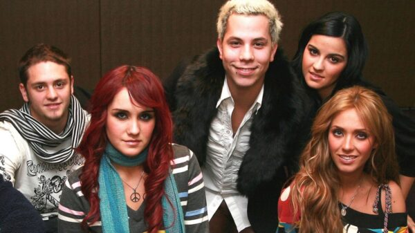 Além de turnê em 2022, RBD também lançará músicas inéditas