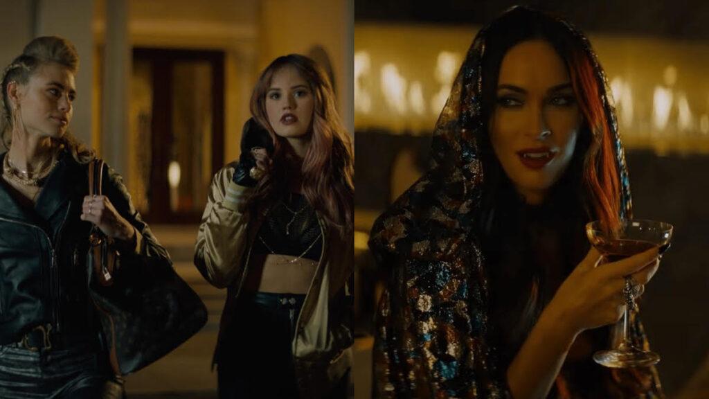 As Passageiras: Debby Ryan, Lucy Fry e Megan Fox são vampiras assassinas em trailer de suspense da Netflix
