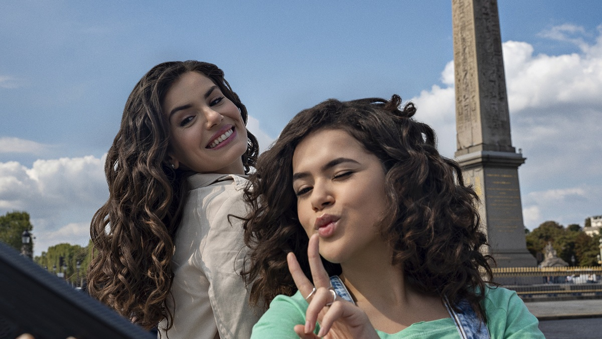 Está vindo muito ai! Finalmente temos as primeiras imagens de 'De Volta aos 15', série da Netflix estrelada por Maisa!