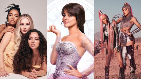 Little Mix, Camila Cabello, Lady Gaga feat Pabllo Vittar e mais; confira os novos lançamentos 03/09