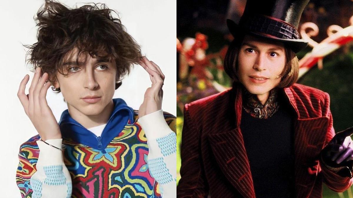Timothée Chalamet já está gravando o filme 'Wonka' e novos atores são adicionados ao elenco