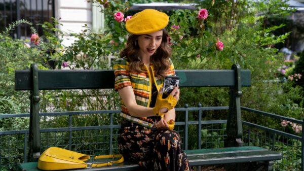 Emily em Paris: Data de estreia da 2ª temporada é finalmente revelada junto de teaser divertido