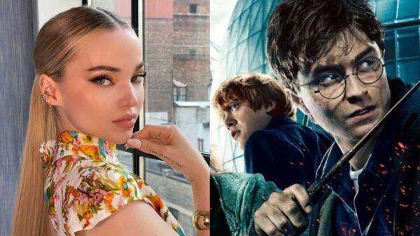 Dove Cameron revela em quem de 'Harry Potter' ela tinha crush e você não vai acreditar