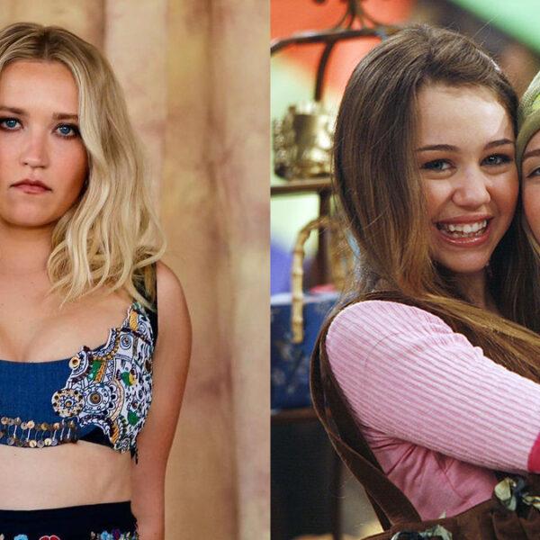 Emily Osment confessa que nunca assistiu 'Hannah Montana' e fala sobre Miley Cyrus