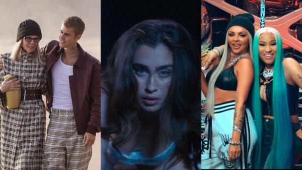 Justin Bieber, Lauren Jauregui, primeiro single solo de Jesy Nelson e mais; confira os novos lançamentos 8/10