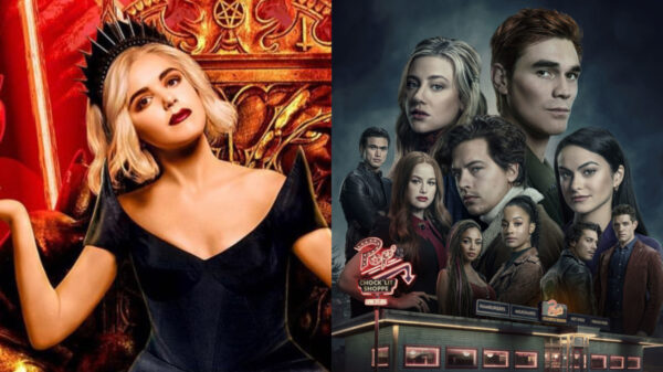Kiernan Shipka confirma Sabrina Spellman na 6ª temporada de 'Riverdale'; vem saber quando ela vai aparecer